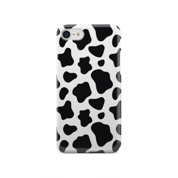 Animal Cow Print for Trendy iPhone SE 2020 Case Cover