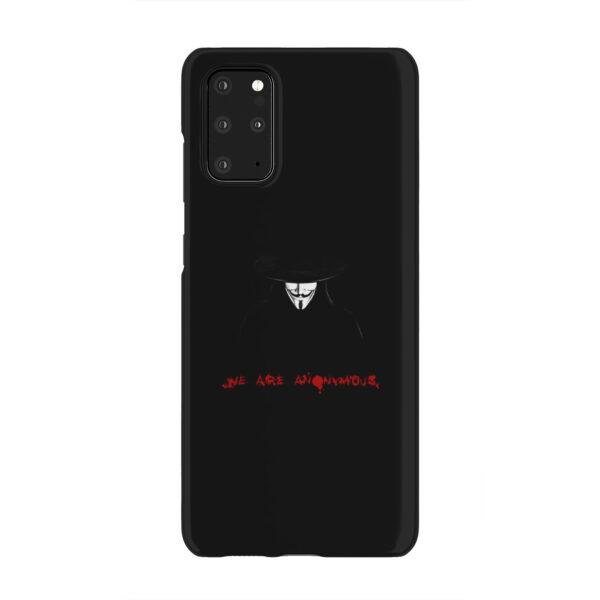Anonymous V Vendetta for Cute Samsung Galaxy S20 Plus Case