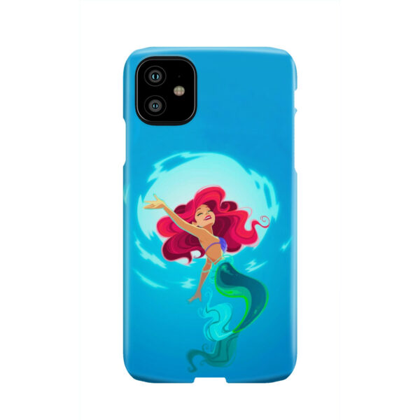 Ariel From The Little Mermaid for Best iPhone 11 Case Cover
