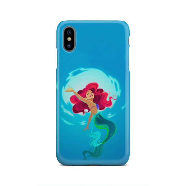 Ariel From The Little Mermaid for Best iPhone XS Max Case