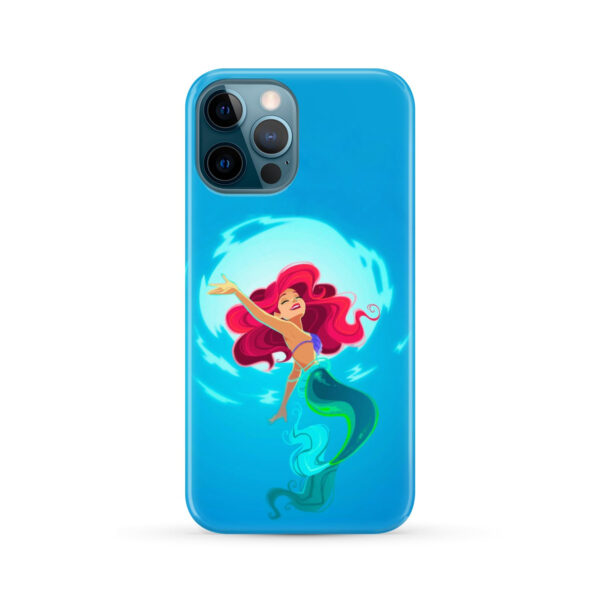 Ariel From The Little Mermaid for Custom iPhone 12 Pro Max Case