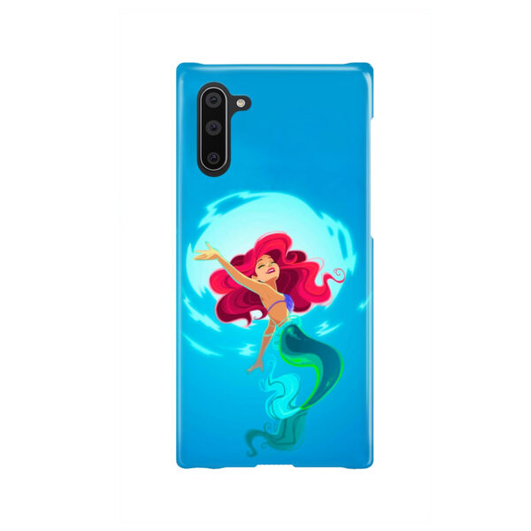 Ariel From The Little Mermaid for Newest Samsung Galaxy Note 10 Case