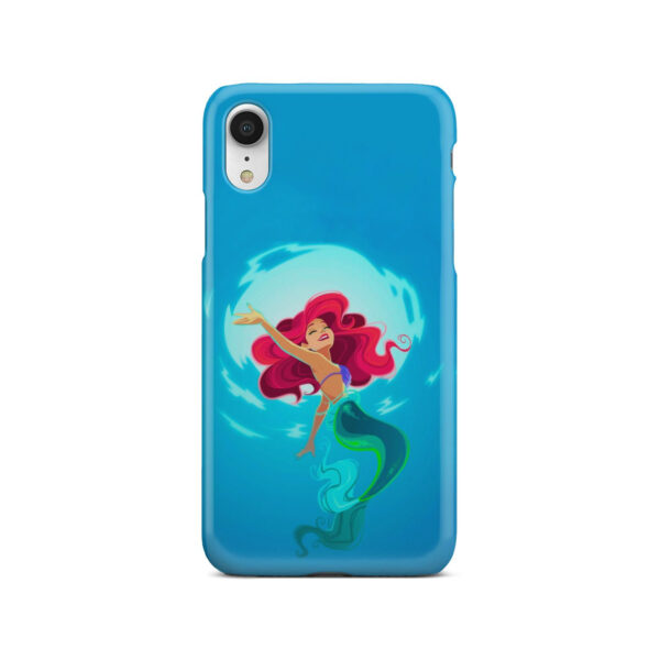Ariel From The Little Mermaid for Nice iPhone XR Case Cover