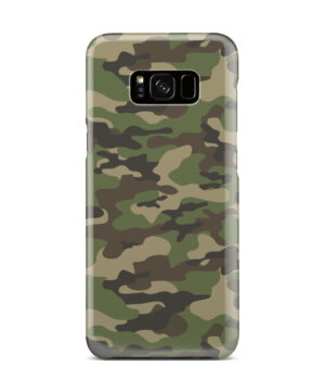 Army Green Military Camouflage for Customized Samsung Galaxy S8 Plus Case