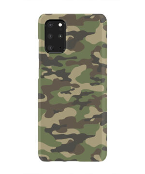 Army Green Military Camouflage for Cute Samsung Galaxy S20 Plus Case