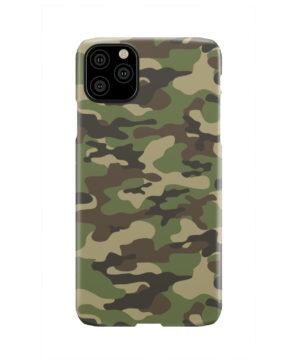 Army Green Military Camouflage for Newest iPhone 11 Pro Max Case Cover