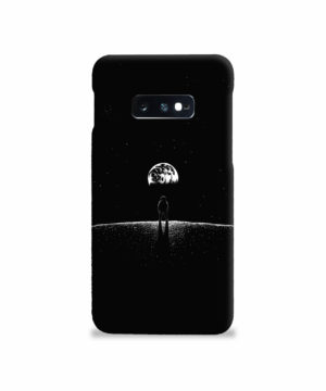 Astronaut On Moon for Beautiful Samsung Galaxy S10e Case