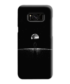 Astronaut On Moon for Nice Samsung Galaxy S8 Plus Case