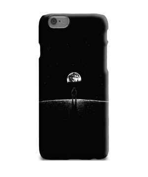 Astronaut On Moon for Stylish iPhone 6 Plus Case