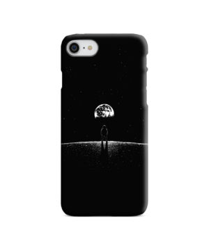 Astronaut On Moon for Unique iPhone SE (2020) Case