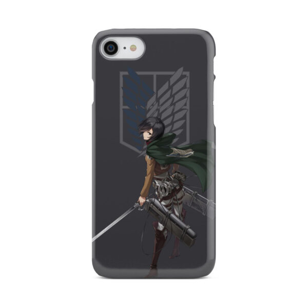 Attack On Titans Mikasa for Cool iPhone 7 Case