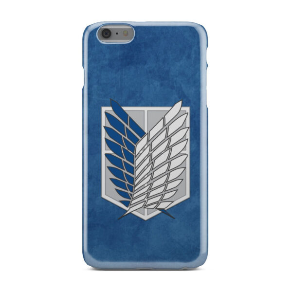 Attack On Titans Recon Corps for Beautiful iPhone 6 Plus Case