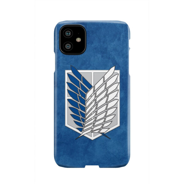 Attack On Titans Recon Corps for Cool iPhone 11 Case Cover