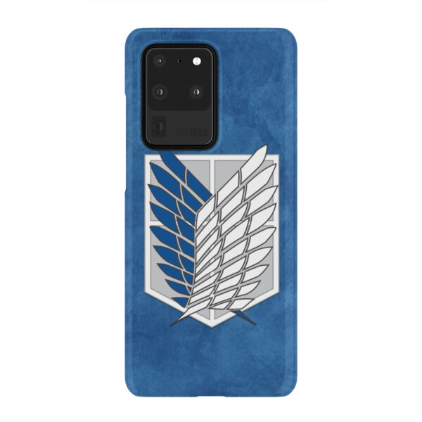 Attack On Titans Recon Corps for Cool Samsung Galaxy S20 Ultra Case