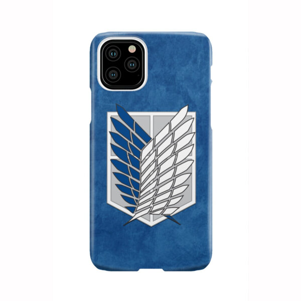 Attack On Titans Recon Corps for Nice iPhone 11 Pro Case Cover