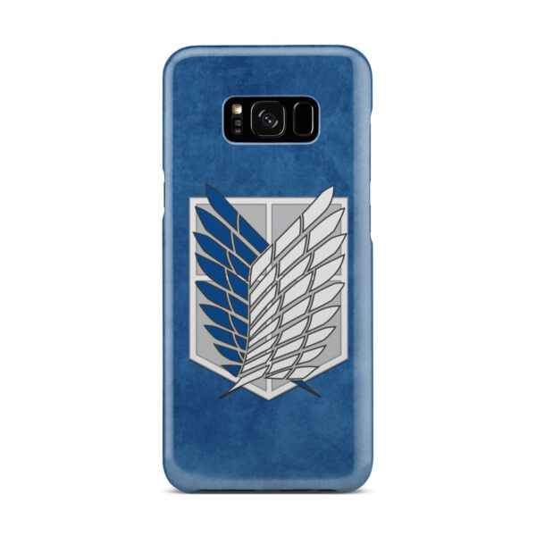 Attack On Titans Recon Corps for Premium Samsung Galaxy S8 Plus Case
