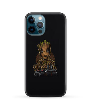 Baby Groot Guardians of The Galaxy for Amazing iPhone 12 Pro Max Case Cover