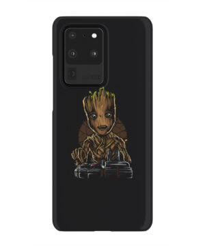 Baby Groot Guardians of The Galaxy for Amazing Samsung Galaxy S20 Ultra Case Cover
