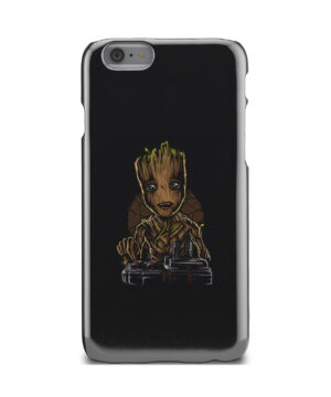 Baby Groot Guardians of The Galaxy for Customized iPhone 6 Case