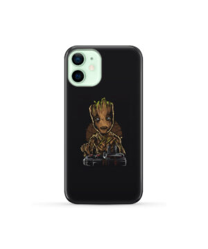 Baby Groot Guardians of The Galaxy for Cute iPhone 12 Mini Case Cover