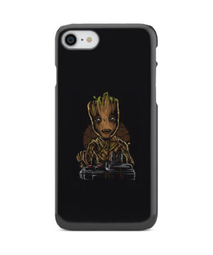 Baby Groot Guardians of The Galaxy for Nice iPhone 8 Case Cover