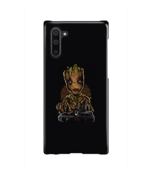 Baby Groot Guardians of The Galaxy for Nice Samsung Galaxy Note 10 Case