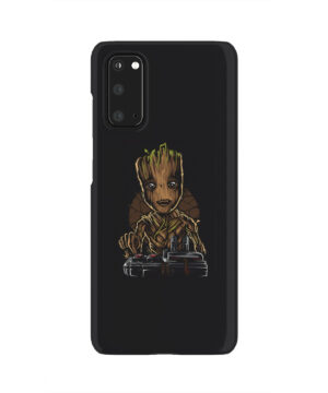 Baby Groot Guardians of The Galaxy for Simple Samsung Galaxy S20 Case