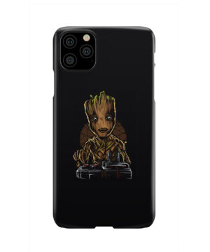 Baby Groot Guardians of The Galaxy for Stylish iPhone 11 Pro Max Case