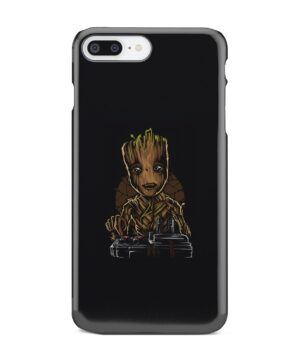 Baby Groot Guardians of The Galaxy for Stylish iPhone 7 Plus Case