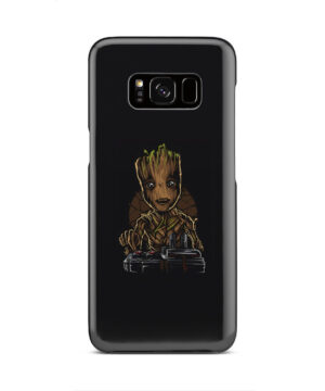 Baby Groot Guardians of The Galaxy for Trendy Samsung Galaxy S8 Case