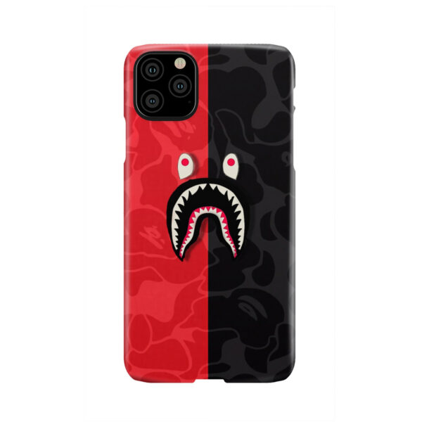 Bape Shark Camo for Custom iPhone 11 Pro Max Case