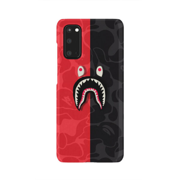 Bape Shark Camo for Nice Samsung Galaxy S20 Case Cover