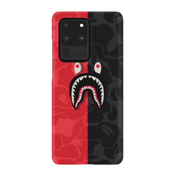 Bape Shark Camo for Nice Samsung Galaxy S20 Ultra Case Cover