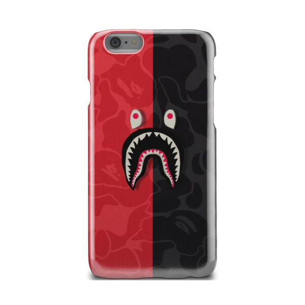 Bape Shark Camo for Personalised iPhone 6 Case