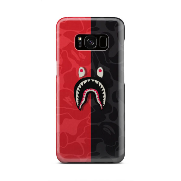 Bape Shark Camo for Personalised Samsung Galaxy S8 Case Cover