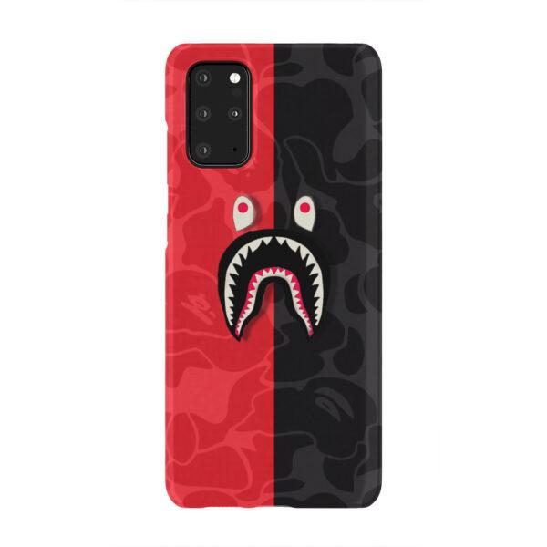 Bape Shark Camo for Simple Samsung Galaxy S20 Plus Case Cover