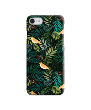 Beautiful Bird Leaf Nature for Beautiful iPhone SE (2020) Case Cover