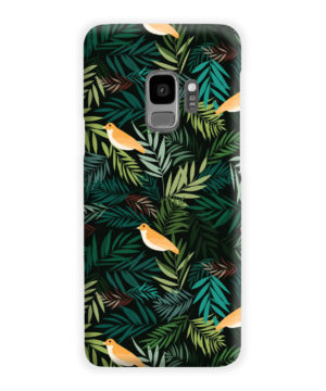 Beautiful Bird Leaf Nature for Beautiful Samsung Galaxy S9 Case Cover
