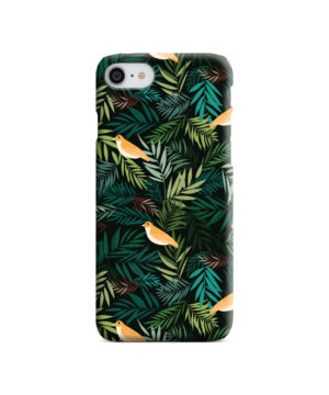 Beautiful Bird Leaf Nature for Best iPhone 7 Case Cover