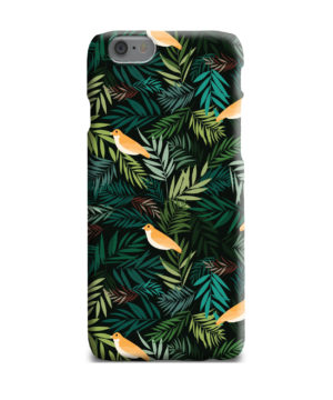 Beautiful Bird Leaf Nature for Cool iPhone 6 Plus Case Cover