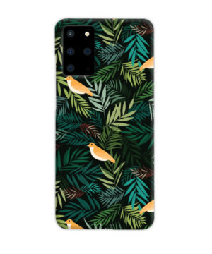 Beautiful Bird Leaf Nature for Customized Samsung Galaxy S20 Plus Case Cover