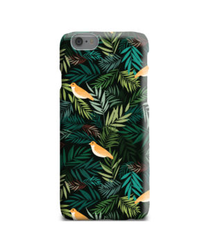 Beautiful Bird Leaf Nature for Cute iPhone 6 Case