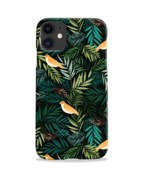 Beautiful Bird Leaf Nature for Newest iPhone 11 Case Cover