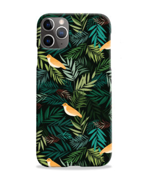 Beautiful Bird Leaf Nature for Nice iPhone 11 Pro Max Case