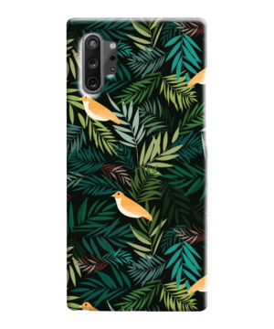 Beautiful Bird Leaf Nature for Personalised Samsung Galaxy Note 10 Case