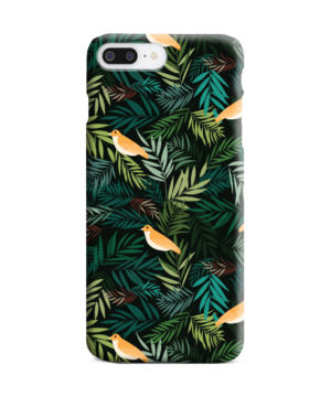 Beautiful Bird Leaf Nature for Premium iPhone 7 Plus Case Cover