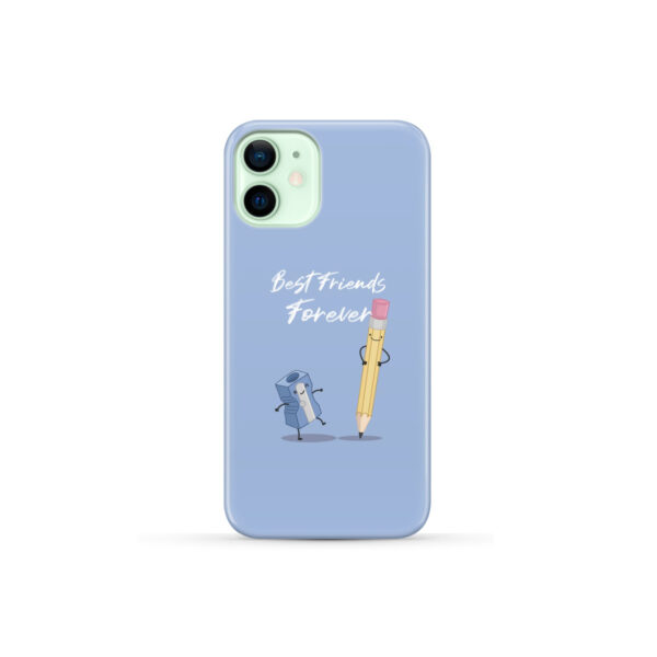 Best Friend Forever for Personalised iPhone 12 Mini Case