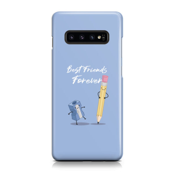 Best Friend Forever for Simple Samsung Galaxy S10 Plus Case