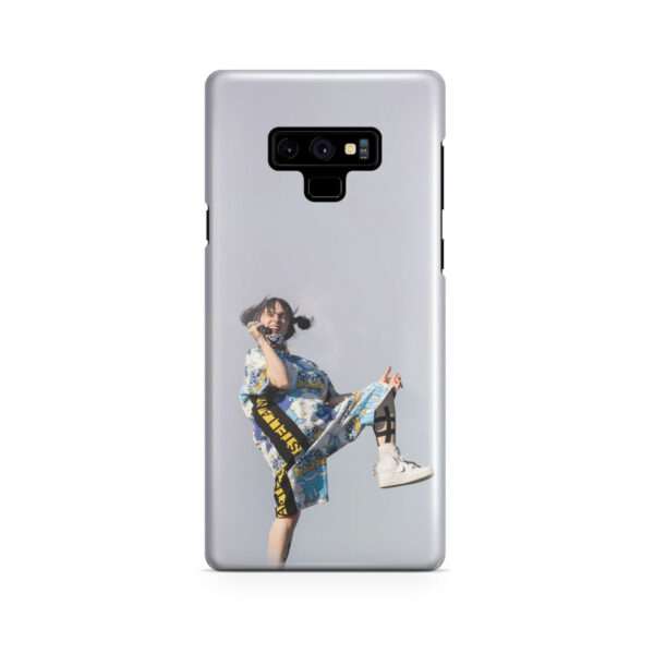 Billie Eilish Concert for Beautiful Samsung Galaxy Note 9 Case Cover
