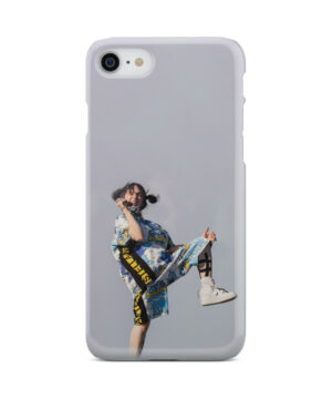 Billie Eilish Concert for Customized iPhone 7 Case Cover
